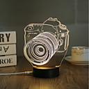 ieftine Lumini Novelty LED-Lumini USB Decorațiuni Luminoase LED-uri de lumină de noapte-0.5W-USB Decorativ - Decorativ