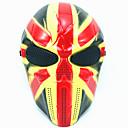 hesapli Araba Sis Lambaları-cadılar bayramı yaratıcı kafatası korkunç hayalet maske wargame baş taktik cs cosplay kamuflaj kamera sendika jack şövalye maske karnaval