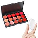 cheap Makeup & Nail Care-Makeup Tools Lip Gloss Dry / Matte / Shimmer Moisture Classic Makeup Cosmetic Daily Grooming Supplies