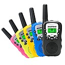 cheap Walkie Talkies-BAOFENG Handheld VOX / Encryption / CTCSS / CDCSS 3KM-5KM 3KM-5KM Walkie Talkie Two Way Radio