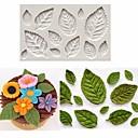 hesapli Fırın Araçları ve Gereçleri-Bakeware araçları Silikon Kauçuk / Silika Jel / Silikon Yapışmaz / Pişirme Aracı / 3D Kurabiye / Çikolota / Pişirme Kaplar İçin Pasta Kalıpları 1pc