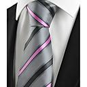 رخيصةأون ربطات عنق-ربطة العنق مخطط رجالي خطوط