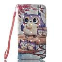 رخيصةأون أغطية أيفون-غطاء من أجل Apple iPhone 7 Plus / iPhone 7 / iPhone 6s Plus محفظة / حامل البطاقات / قلب غطاء كامل للجسم بوم قاسي جلد PU