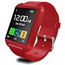 hesapli LED Araba Ampulleri-u8 smartwatch bluetooth cevaplayın ve telefon arayın passometer hırsız alarm fonksiyonları