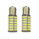 hesapli LED Araba Ampulleri-2pcs 1156 Araba Ampul 4 W SMD 3528 385 lm Dönüş Sinyali Işığı