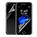 hesapli Köpek Yakalar, Kuşaklar ve Kayışlar-Ekran Koruyucu için Apple iPhone 8 PET 2 adets Ön Ekran Koruyucu / Arka Koruyucu Yüksek Tanımlama (HD) / Patlamaya dayanıklı / Ultra İnce