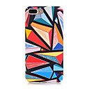tanie Etui do iPhone-Kılıf Na Apple iPhone X iPhone 8 Szron Wzór Czarne etui Geometryczny wzór Twarde PC na iPhone X iPhone 8 Plus iPhone 8 iPhone 7 Plus
