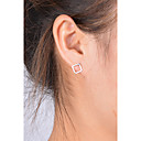 cheap Earrings-Women's Stud Earrings - Fashion Gold / Silver For Daily / Casual