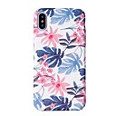 cheap iPhone Cases-Case For Apple iPhone X / iPhone 8 Pattern Back Cover Tree Hard PC for iPhone X / iPhone 8 Plus / iPhone 8