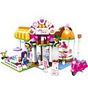 hesapli LED Mısır Işıklar-ENLIGHTEN Legolar Askeri bloklar Modely 277 pcs Ev City Kafe Yeni Dizayn Kendin-Yap Klasik Klasik & Zamansız Şık & Modern Genç Erkek Genç Kız Oyuncaklar Hediye