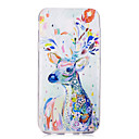 cheap Galaxy J Series Cases / Covers-Case For Samsung Galaxy J5 (2017) / J3 (2017) Pattern Back Cover Animal Soft TPU for J5 (2017) / J5 (2016) / J5