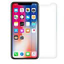 billige iPhone-etuier-Skjermbeskytter til Apple iPhone X Herdet Glass 1 stk Høy Oppløsning (HD) / 9H hardhet / 2,5 D bøyd kant