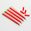 preiswerte Bürobedarf-Gel Stift Stift Gelstifte Stift, Silikon Schwarz Tintenfarben Für Schulzubehör Bürobedarf Packung 12 pcs