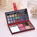 ieftine LED-uri-1make up box 24 eye shadow 2 blush 2 spranceana pulbere 1 pulbere 4 ruj cosmetic