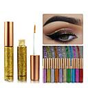 hesapli Makyaj ve Tırnak Bakımı-1adet gökkuşağı renkleri göz farı parlaklığı uzun ömürlü sugeçirmez göz farı göz farı makyajı