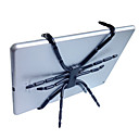 hesapli iPad Montajları ve Tutucakları-Büro iPad / Evrensel Montaj Standı Tutucu Hava Çıkış Grilleri / Tutucu / Adaptör / Ayarlanabilir ayaklık iPad / Evrensel Katlama ABS Tutacak