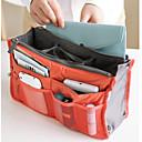 abordables Maquillage & Soin des Ongles-1pcs sac de mode des femmes dans des sacs cosmétique organisateur de stockage maquillage casual sac à main de voyage