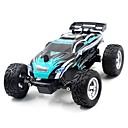 hesapli Wii Aksesuarları-RC Car K24-1 2.4G Buggy(Arazide Giden) / Truggy / Canavar Kamyonu Koca Ayak 1:24 Fırçalı Elektrik 15 km/h Km / H Uzaktan Kontrol / Şarj