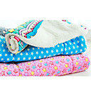cheap Dog Supplies & Grooming-Cat Dog Bed Pet Blankets Geometric Stars Gray Red Blue Pink Rainbow For Pets