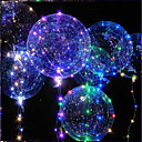hesapli Peluş Oyuncaklar-LED Aydınlatma LED Balonlar Oyuncaklar Tatil Doğumgünü Karanlıkta Parlayan Yeni Dizayn Çocuklar için Yetişkin 1pcs Parçalar