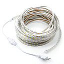 cheap LED Strip Lights-15m 900SMD LEDs 5050 SMD Warm White / White / Red Cuttable / Waterproof 220 V
