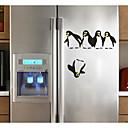 hesapli Fırın Araçları ve Gereçleri-Buzdolabı Çıkartmaları - Hayvan Duvar Çıkartmaları Soyut / Hayvanlar Mutfak / Alışveriş ve Kafeler