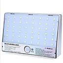 hesapli LED Yer Işıkları-1pc 4W LED Güneş Işıkları Kızılötesi Sensör Su Geçirmez Dekorotif Işık Kontrolü Açık Hava Aydınlatma Sıcak Beyaz Serin Beyaz <5V