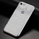 Χαμηλού Κόστους Θήκες iPhone-tok Για Apple iPhone X iPhone 8 iPhone 8 Plus Θήκη iPhone 5 iPhone 6 iPhone 7 Εξαιρετικά λεπτή Διαφανής Με σχέδια Πίσω Κάλυμμα Παίζοντας