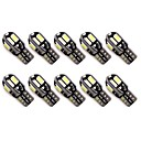 cheap Car Fog Lights-10pcs Car Light Bulbs 1.6W SMD 5630 8 Turn Signal Light For universal All years