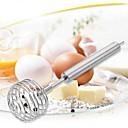 hesapli Pişirme Aletleri ve Kap-Kacaklar-Paslanmaz çelik bal kaşığı çırpma kepçe swizzle kaşık sopa yumurta çırpıcı karıştırma çırpma aracı