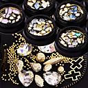 preiswerte Make-up & Nagelpflege-Austattungen Kristall / Modisch / Nagel Glitter Alltag Sätze / Nagel-Kunst-Design