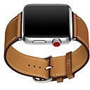 cheap Apple Watch Bands-Watch Band for Apple Watch Series 4/3/2/1 Apple Modern Buckle Genuine Leather Wrist Strap
