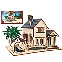preiswerte Damenuhren-Holzpuzzle Logik & Puzzlespielsachen Architektur Mode Klassisch Mode Neues Design Profi Level Fokus Spielzeug Stress und Angst Relief