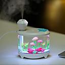 hesapli Yenilikçi LED Işıklar-1pc Gece aydınlatması LED USB Port Su Geçirmez / USB Bağlantı Noktalı / nemlendirilmiş