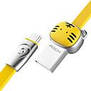 tanie Obiektywy do telefonu-Micro USB Adapter kabla USB Szybka opłata Kable Na Samsung Huawei LG Nokia Lenovo Motorola Xiaomi HTC Sony 100 cm Stop cynkowy