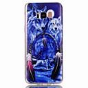 baratos Brincos-Capinha Para Samsung Galaxy S8 Plus S8 Estampada Capa traseira Animal Macia TPU para S8 Plus S8 S7 edge S7 S6 edge plus S6 edge S6 S5 S4