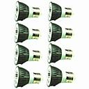 hesapli Diğer LED Işıkları-8pcs 5W 450lm E14 E26 / E27 LED Spot Işıkları 1 LED Boncuklar COB Dekorotif Sıcak Beyaz Serin Beyaz 220-240V