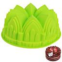 저렴한 컵&유리잔-Bakeware 도구 실리카 젤 베이킹 도구 브레드 / 케이크에 대한 케이크 주형 1 개