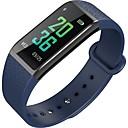 ieftine Cellphone & Device Holders-Uita-te inteligent B25 pentru Android 4.4 / iOS Calorii Arse / Bluetooth / Touch Sensor / Pedometre / Controlul APP Puls Tracker / Pedometru / Reamintire Apel / Monitor de Activitate / Sleeptracker