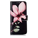 رخيصةأون حافظات / جرابات هواتف جالكسي S-غطاء من أجل Samsung Galaxy S8 Plus / S8 / S7 edge محفظة / حامل البطاقات / مع حامل غطاء كامل للجسم زهور قاسي جلد PU