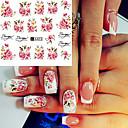 tanie Makijaż i pielęgnacja paznokci-20 pcs Naklejka paznokci Wzór 3D Naklejki