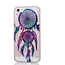 cheap iPod Cases/Covers-Case For Apple Ipod Touch5 / 6 Case Cover High Penetrating Powder IMD Colorful Drops of Wind Chimes Soft TPU Phone Case
