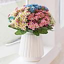ieftine USB-uri-Flori artificiale 1 ramură Stilat Pastoral Stil Respirație Copil Față de masă flori