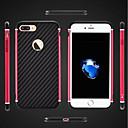 ieftine Becuri LED Bi-pin-Maska Pentru Apple iPhone 8 Plus / iPhone 8 / iPhone 7 Plus Anti Șoc / Placare / armură Capac Spate armură Greu MetalPistol