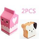 رخيصةأون كابلات ومحولات هواتف-MINGYUAN مخفف الضغط صندوق الحليب محبوب ضغط اللعب التفاعل بين الوالدين والطفل 2 pcs الجميع للصبيان للفتيات ألعاب هدية