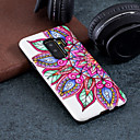abordables Coques / Etuis pour Galaxy Série S-Coque Pour Samsung Galaxy S9 Plus / S9 Motif Coque Fleur Dur PC pour S9 / S9 Plus / S8 Plus