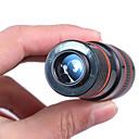 hesapli Dürbünler-8X18mm Tek Gözlü Dürbün Portatif BAK4 Powłoka wielowarstwowa 250/1000m Yürüyüş / Kamp / Seyahat Plastik Kabuk