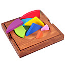 cheap Puzzle Toys-Wooden Puzzle Wooden / Bamboo All Preschool Gift 1pcs