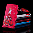 cheap Galaxy S Series Cases / Covers-Case For Samsung Galaxy S9 Plus / S9 Wallet / Card Holder / Flip Full Body Cases Sexy Lady Hard PU Leather for S9 / S9 Plus / S8 Plus