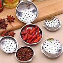 hesapli Çay Takımları-Mutfak aletleri Paslanmaz Çelik Yaratıcı Mutfak Gadget Bitki ve Baharat Araçları Baharat 1pc